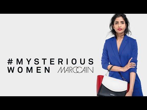 Marc Cain Mysterious Women: Anny Divya | EN