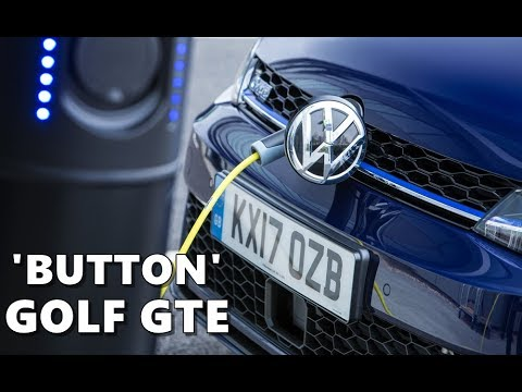 VW Golf GTE 'Button' TV Spot