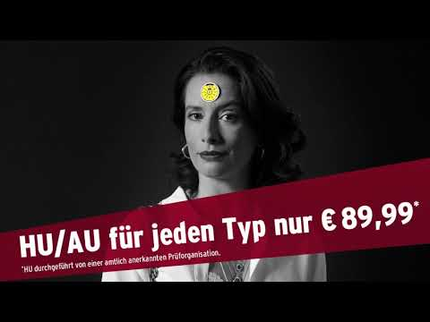 HU/AU für jeden Typ | Posh Lady | TV-Spot | A.T.U