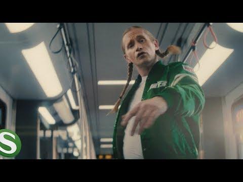 Find ick jut: Romano zum ersten Mal in der neuen S-Bahn