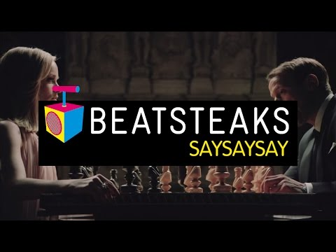Beatsteaks - SaySaySay (Official Video)
