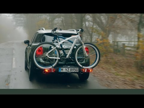 The MINI Countryman | Compact Rear Bike Rack