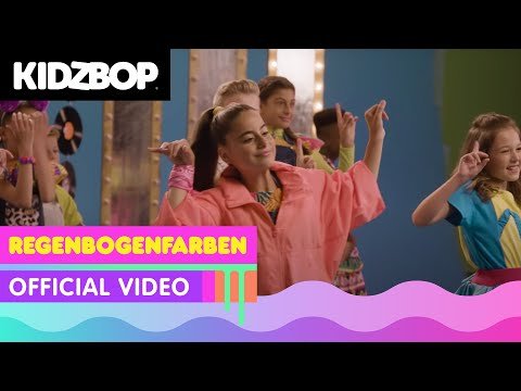 KIDZ BOP Kids - Regenbogenfarben (Official Video) [KIDZ BOP Germany 2]
