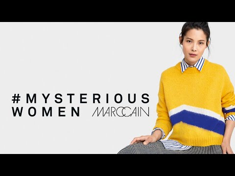 Marc Cain Mysterious Women: Dalad Kambhu | EN