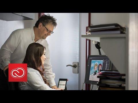 Gezweifelt, getestet, gefreut: Michael wechselt zur Creative Cloud | Adobe DE