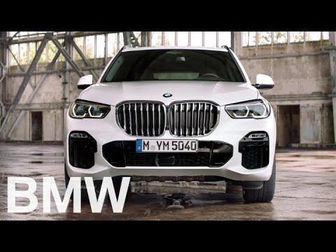 The all-new BMW X5 (G05, 2018). Exterior design.