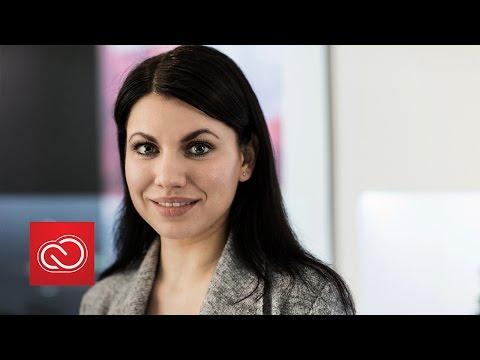 Gezweifelt, getestet, gefreut: Andrea wechselt zur Creative Cloud | Adobe DE