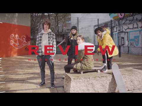 REVIEW Winter Campaign 2017 - Skate