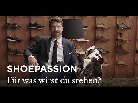 Shoepassion - Für was wirst du stehen?