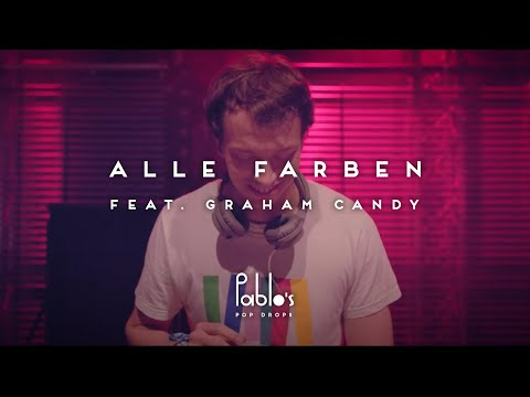 ALLE FARBEN � SOMETIMES (FEAT. GRAHAM CANDY) [OFFICIAL VIDEO]