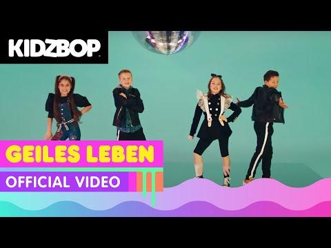 KIDZ BOP Kids - Geiles Leben (Official Video) [KIDZ BOP Germany]